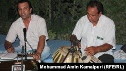 آرشیف، عبدالحلیم یکی از محلی خوانان افغان