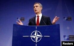 Генсекретар НАТО Йєнс Столтенберг