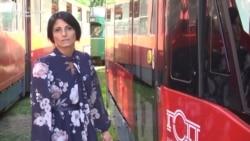 Od malena sam želela da vozim tramvaj