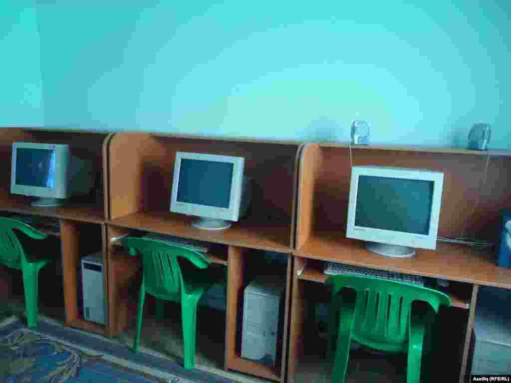 Мәдрәсәдә компьютер сыйныфы