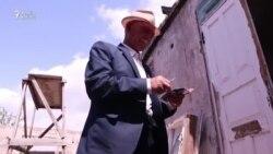 Evi yanan 80 yaşlı Cavanşir dayı: 'Hökumət yardım etmir'