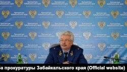 Прокурор Забайкальского края Василий Войкин