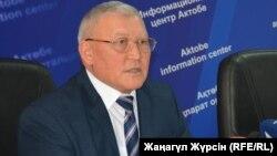 Жаксылык Доскалиев, руководитель республиканского центра трансплантации. Актобе, 21 июня 2017 года.