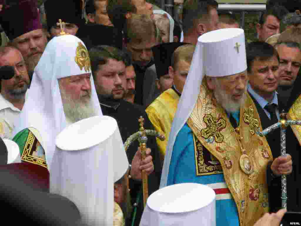 Russian Patriarch Kirill In Ukraine #11
