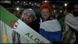 Россия выбыла из чемпионата мира по футболу