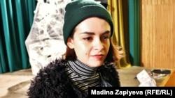 Алёна Шатц, студентка из Казахстана, основавшая любительский театр в Праге.