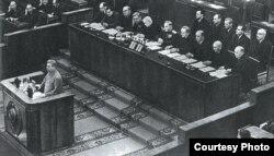 Выступление Иосифа Сталина на 19 съезде КПСС, Москва 1952 год