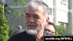 Мухаммад Салих, лидер Народного движения Узбекистана.
