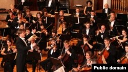 Татарстанның сифоник оркестры чыгыш ясый