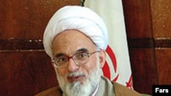 The country's top prosecutor, Hojjatoleslam Qorbanali Dorri-Najafabadi, made his comments on state television.