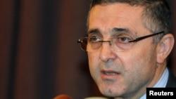علی حیدر، وزیر آشتی ملی دولت سوریه