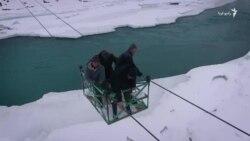 در جستجوی طلا در ارتفاعات قرقیزستان