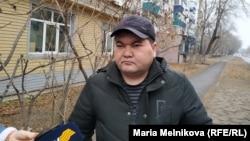 Блогер из Уральска Айболат Букенов. 19 ноября 2019 года.