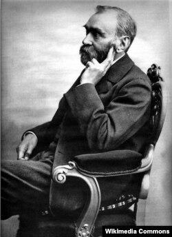 Альфрэд Нобэль (1833-1896)