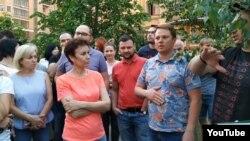 Rusiyada etiraz, 27 iyul, 2019-cu il