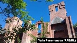 Недостроенная мечеть в Калининграде