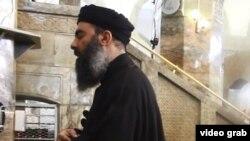 Lideri i ISIL-it al-Baghdadi