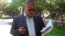 """Жедигер Саалаев, """"СПИД жөнүндө санаа"""""""