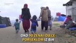 Bosanka u sirijskom kampu: Cijela porodica mi je ovdje