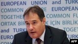 Fabrice Leggeri, direktor Frontex-a