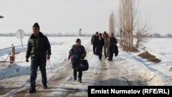 Кыргызстанга келаткан барактыктар