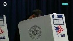 Америка. Все на выборы