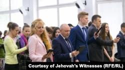 Свидетели Иеговы. Фото предоставлено общиной