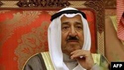 شیخ صباح الاحمد الجابر الصباح امیر کویت