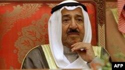 Oman -- Emiri i Kuvajtit Sheikh Sabah al-Ahmad al-Sabah (Ilustrim)