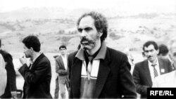 Əbülfəz Elçibəy, 1989-cu il, Goranboy rayonu.