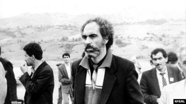 Azərbaycanın keçmiş prezidenti Əbülfəz Elçibəy,1989