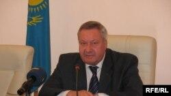 Бас санитарлық эпидемиологиялық дәрігер Анатолий Белоног, Астана, 27 сәуір, 2009 жыл