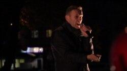 Алексей Навальный в Архангельске