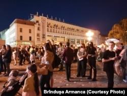 În așteptarea concertelor Zilelor Culturii Maghiare din Timișoara fără mască și alte precauții
