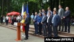 La bilanțul primarului Dorin Chirtoacă
