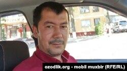 Известный узбекский журналист и спортивный комментатор Хайрулла Хамидов.