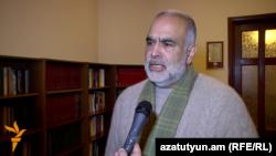 «Ժառանգություն» կուսակցության առաջնորդ Րաֆֆի Հովհաննիսյան