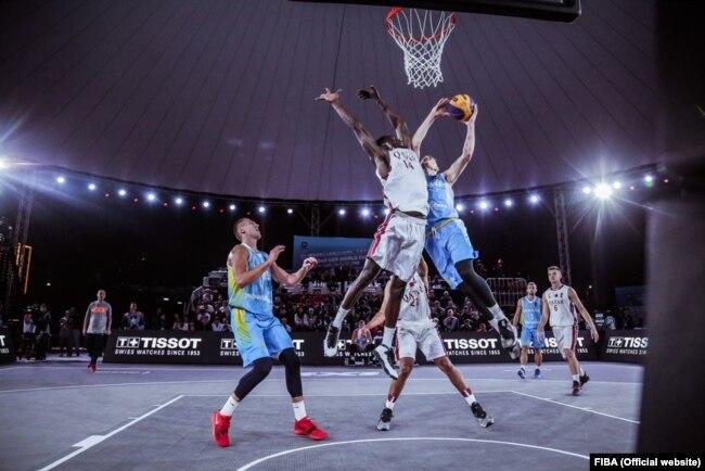 Чоловіча збірна України з баскетболу 3х3 на світовій першості