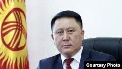 Курманкул Зулушев.