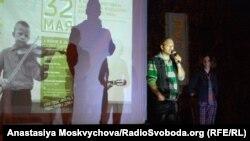 Фестиваль соціального кіно в Луганську «32 травня», ніч із 1 на 2 липня 2012 року