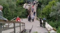 Пішки через мостовий провал: Станиця Луганська