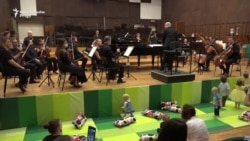 Filharmonija za bebe