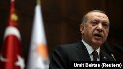 اردوغان گفته است در صورت عدم استرداد گولن، حتی یک تروریست را هم به آمریکا مسترد نخواهد کرد.