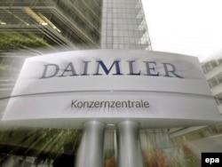 Podozrenje je izazvala nedavna kupovina skoro 10 odsto akcija Dajmlera od strane mnogo manje kineske kompanije Gili