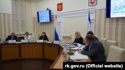 Мала зала кримського Радміну