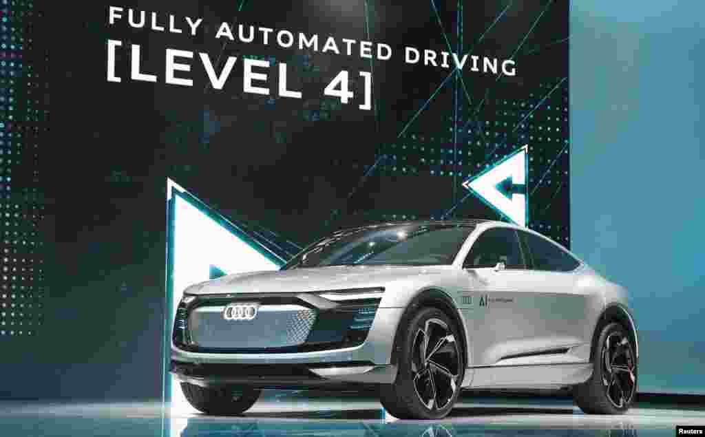 Audi Alaine