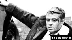 """Донатас Банионис в фильме """"Мертвый сезон"""" (1968)"""