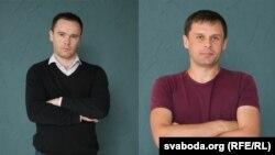 Алесь Пілецкі і Андрэй Рабчык