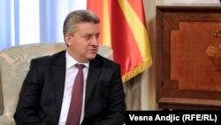 Presidenti i Maqedonisë, Gjorge Ivanov