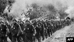 Trupat gjermane në Poloni, 1939.